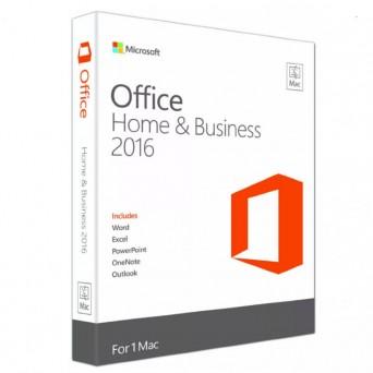 Office 2016 Home and Business для Mac (для дома и бизнеса)