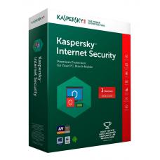 Ключ Kaspersky Internet Security 2019 (1 ПК - 2 года)