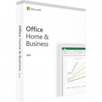 Microsoft Office 2019 для дома и бизнеса (для персонального компьютера)