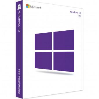 Microsoft Windows 10 Professional 32-bit/64-bit (бессрочная лицензия) только лицензия ESD